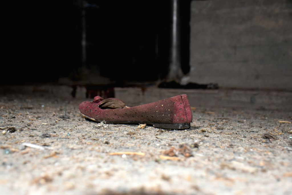 3 killed, 13 injured in twin bomb blasts in Afghanistan (Photo by Kawa Basharat/Xinhua/IANS)