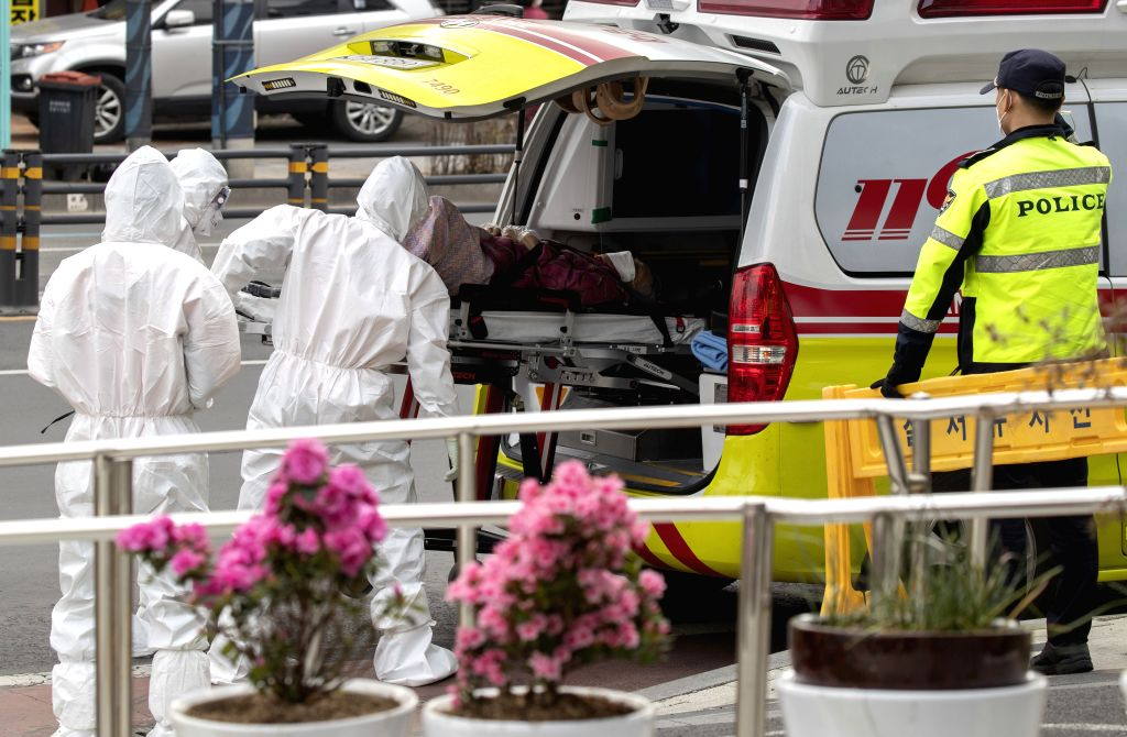 3 more COVID-19 cases in ship docked in Sydney.