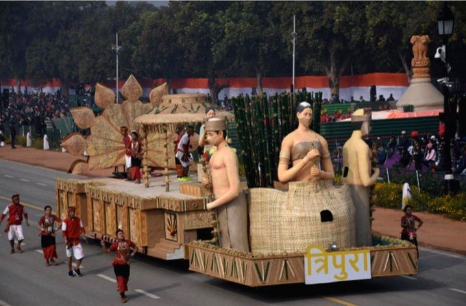 3 NE states to show traditional talents, craft, tea garden life, wildlife in R-Day parade.