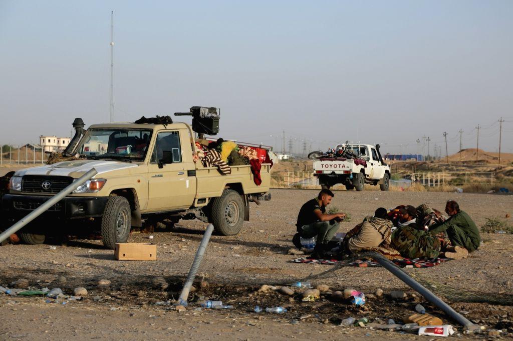 3 rockets hit air base in Iraq