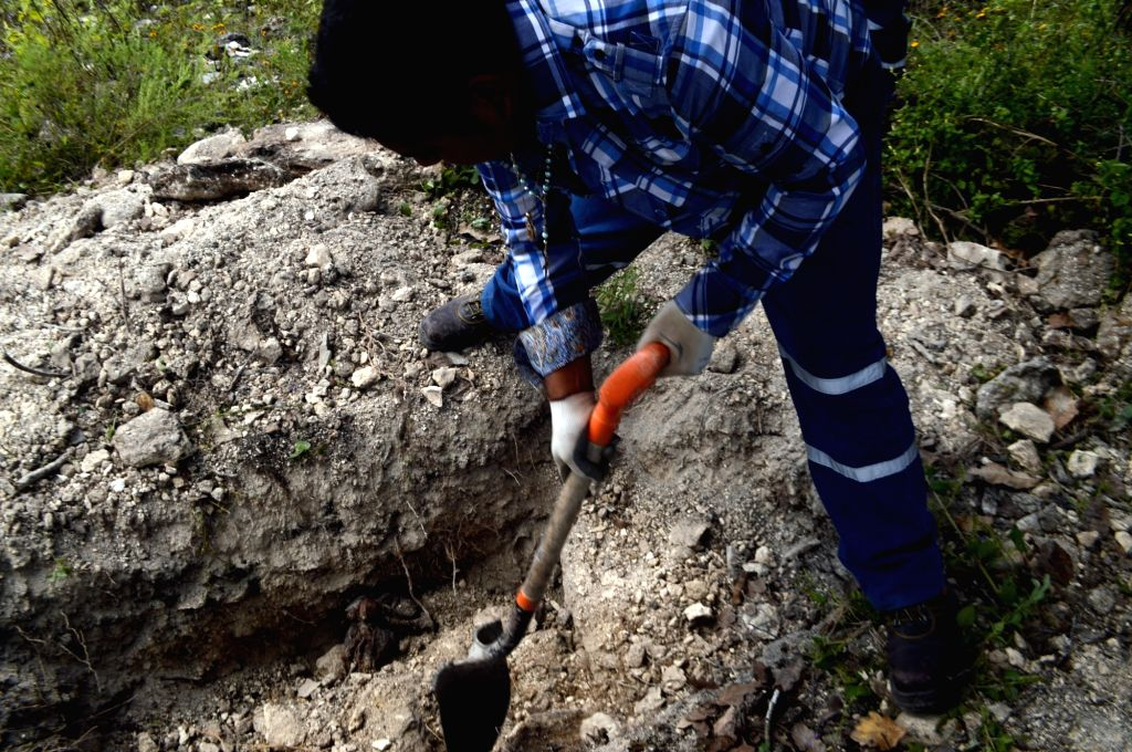 300 unmarked graves for COVID-19 victims dug in Mexico