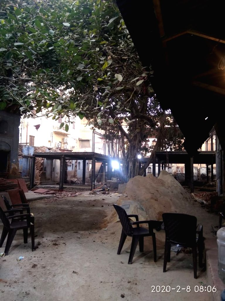 300-yr-old Banyan tree at Chandni Chowk needs immediate attention