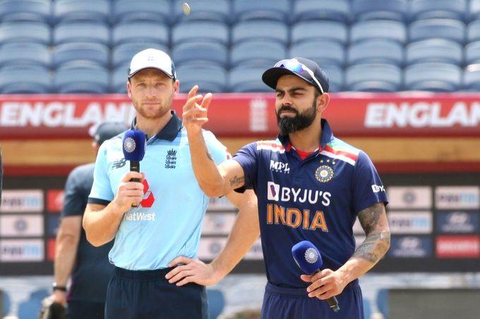 3rd ODI: England win toss, choose to bowl(Toss).