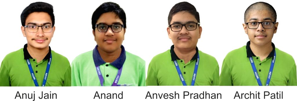 4 students from Rajasthan awarded with Rashtriya Bal Puraskar for innovation and their scholastic ability.