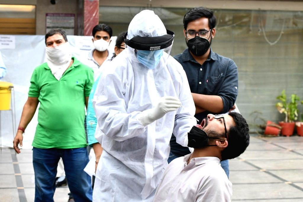 46 from containment zone in Delhi's Jahangirpuri test Covid positive