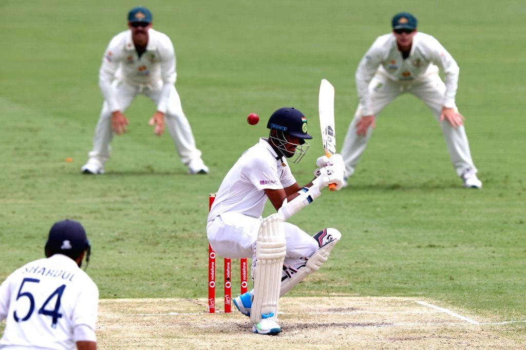 4th Test: Sundar, Thakur fight as India reach 253/6 at Tea (Credit: @ICC/Twitter)