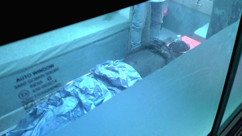 5 Covid patients die in Gujarat hospital fire.