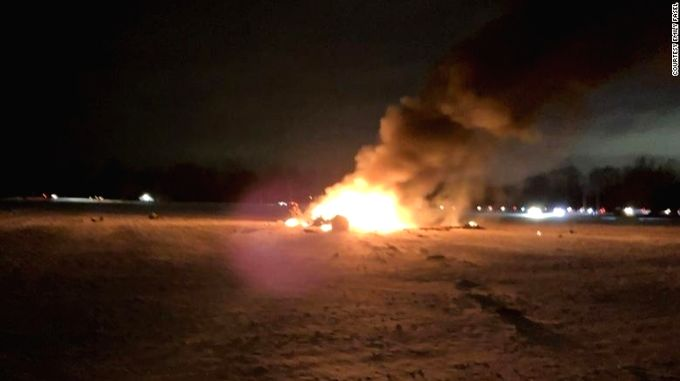 5 killed in US helicopter crash