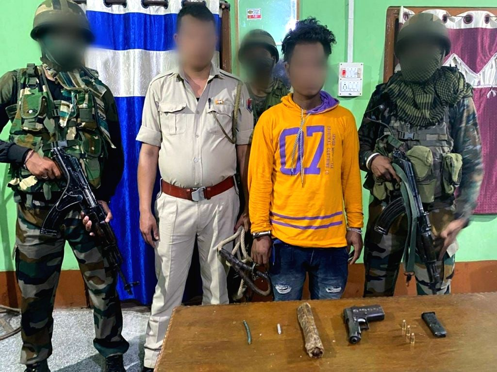 5 NSCN cadres held, two hostages rescued in northeast.
