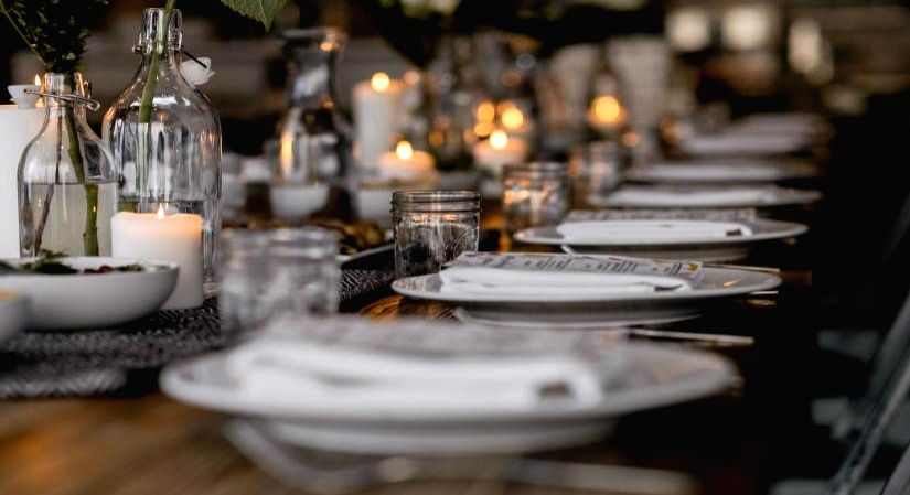 5 occasions to celebrate with luxurious meals in the comfort of your home during lockdown.