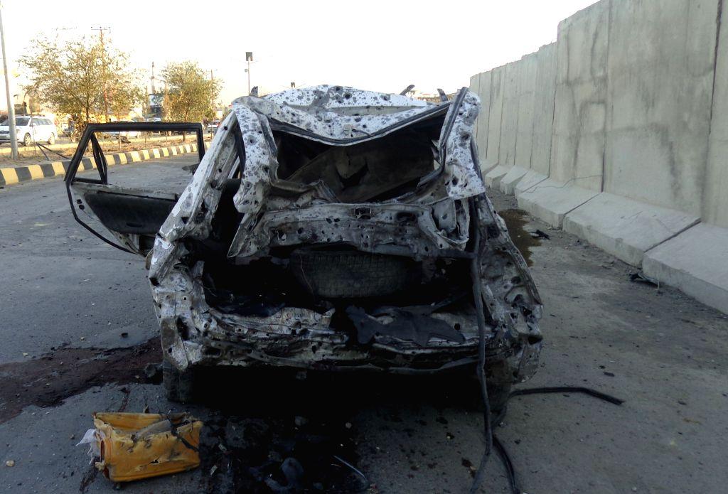 5 people dead in Afghanistan roadside bombing