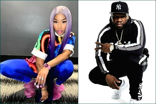 50 Cent wants to star in a rom-com with Nicki Minaj