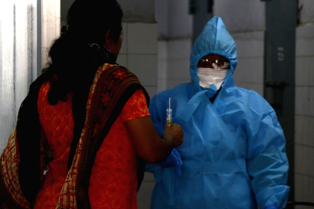 6.5 lakh test kits imported from China to arrive today