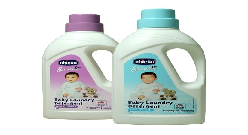 6 things to keep in mind while choosing baby laundry detergent.