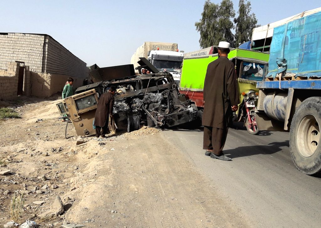 7 Afghan policemen killed in Taliban attack