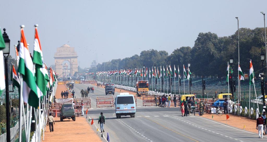 71st R-Day: Netizens wish Nation. (Photo: IANS)