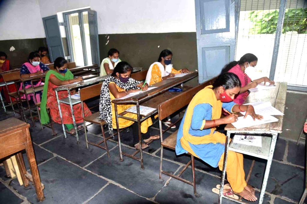75.29% candidates qualify in Telangana EAMCET exam