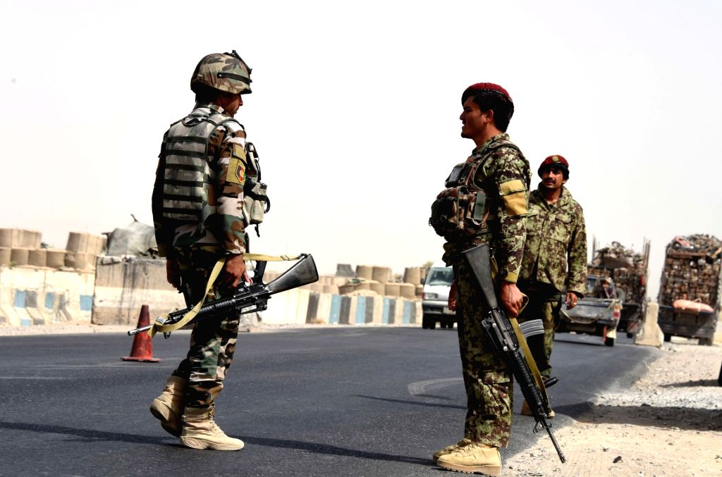 8 insurgents killed in northern Afghan province