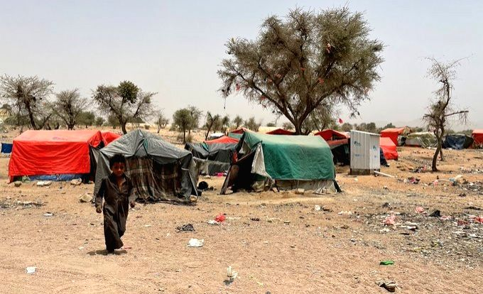 84 people dead in Yemen's Marib as clashes intensify.(pic credit: twitter)