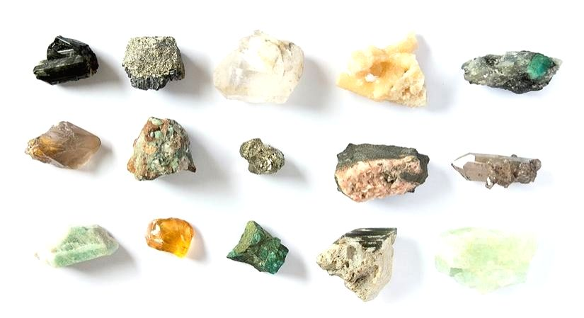 9 healing crystals for holistic wellness.