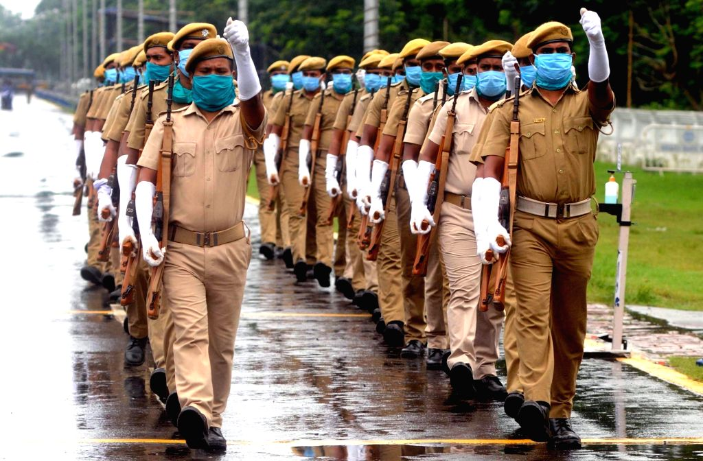 926 personnel selected for police medals on I-Day