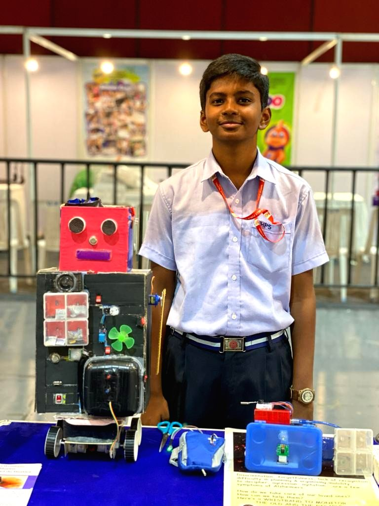 A 13-year-old boy from Telangana, who developed a smart wristband to monitor Alzheimer's patients, is one of the recipients of Pradhan Mantri Rashtriya Bal Puraskar 2021 announced on Monday.