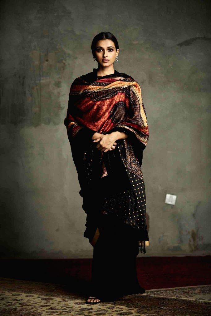 A Bandhani creation by designer Ritu Kumar. - Ritu Kumar