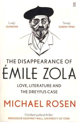 A book on French novelist Emile Zola's enforced exile for seeking justice in the notorious Dreyfus case of the 1890s and how this had an impact on his life and work as well as global literature and ...