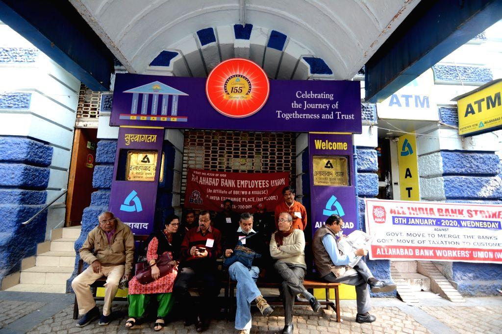 indian bank e corner in kolkata