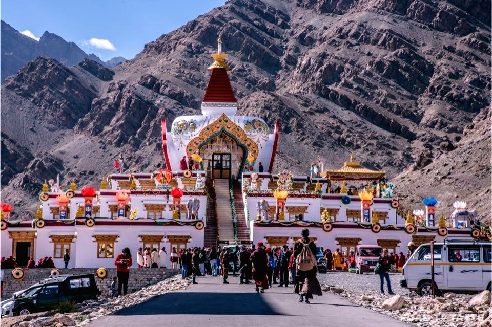 A carnival of Buddhist spirituality, culture and tradition, and a grand congregation of Drukpa masters, will begin from Monday at the 17th century Hemis monastery of Drukpa lineage in Leh, the ...