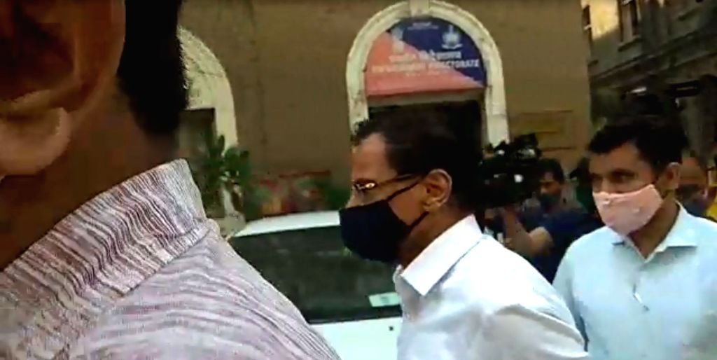 A court here on Thursday sent Omkar Group Chairman Kamal Kishore Gupta and Managing Director Babulal Verma into Enforcement Directorate custody till January 30 in connection with a money laundering probe. - Kamal Kishore Gupta and Babulal Verma