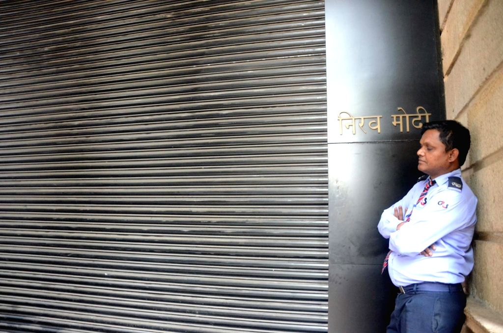 A day after a massive $1.8 billion fraud was unearthed in a PNB branch in Mumbai, the Enforcement Directorate launched a nationwide raid on billionaire diamond trader Nirav Modi's the ... - Nirav Modi