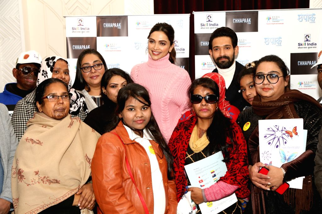 """A day after exempting """"Chhapak"""" from entertainment tax, the Madhya Pradesh government kept the political pot boiling by announcing on Friday to honour actor Deepika Padukone during the International Indian Film Academy Awards (IIFA Awards). - Deepika Padukone"""