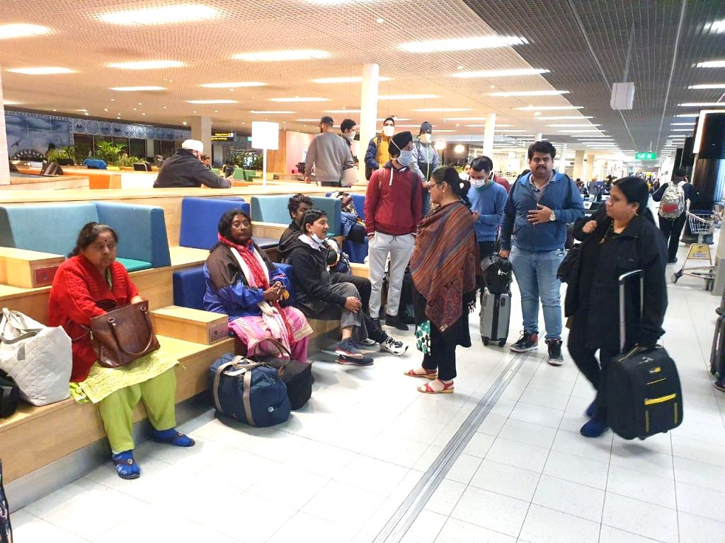 A day before all international flights are to be banned into Indian airspace amid the ongoing crisis due to coronavirus outbreak, 100 Indian nationals, returning from the US, have urged the ...