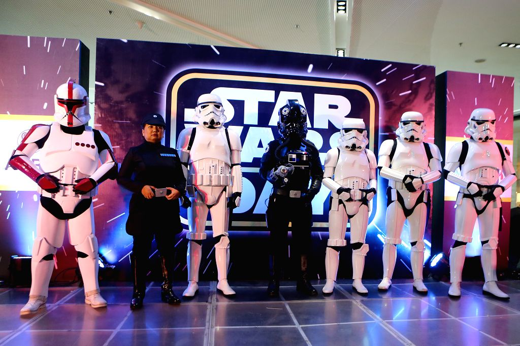 """A female-focused live-action """"Star Wars"""" series is in the works, with noted screenwriter-filmmaker Leslye Headland on board to create a new world in a long time ago in a galaxy far, far away.(File Photo: Xinhua/ROUELLE UMAL/IANS)"""