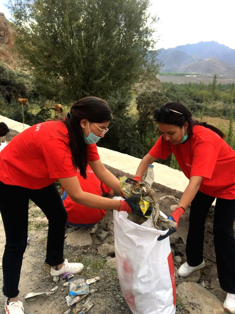 A grand carnival of Buddhist spirituality, culture and tradition beginning at the 17th century Hemis monastery of Drukpa lineage here on Monday will see the minimum use of single-use plastic with an aim to reduce carbon footprints in the Himalayas, o
