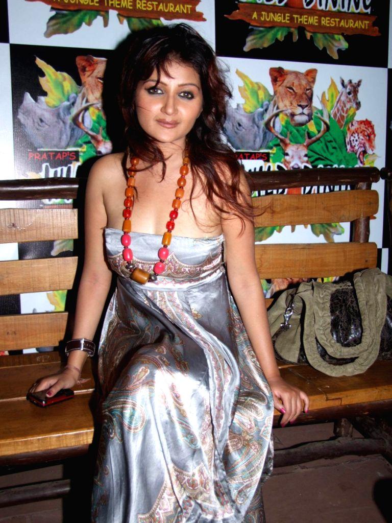 A Guest at Jugni Chali Jalandhar success bash.