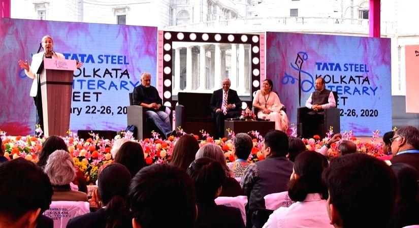A look at the ongoing Kolkata Literary Meet 2020.