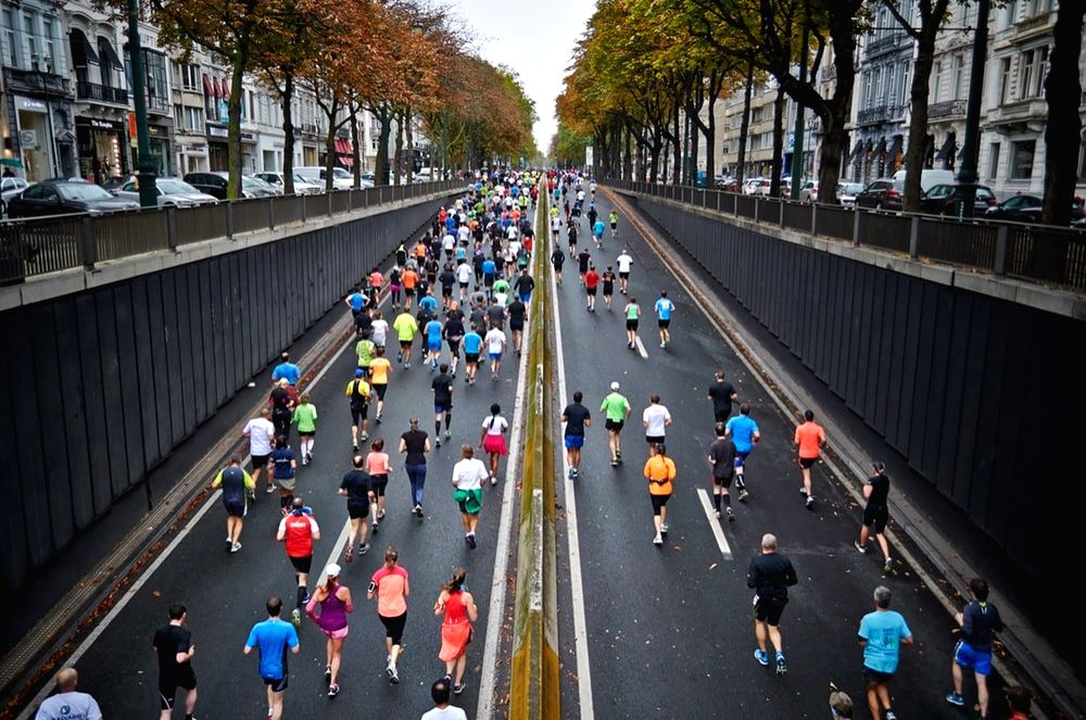 A marathon cannot be run in a day! Before you set your eyes on a long and taxing marathon run, it's essential to build endurance and take care of some key points.
