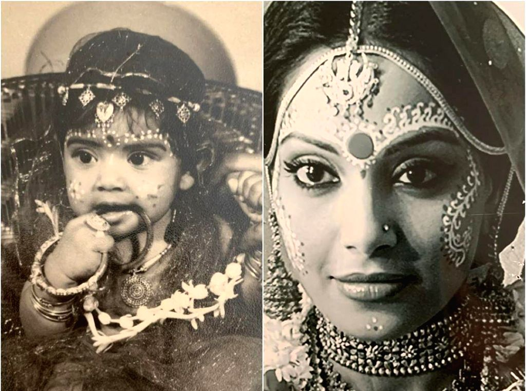 A picture shared by actress Bipasha Basu on her Instagram account on the occasion of Children's Day. - Bipasha Basu