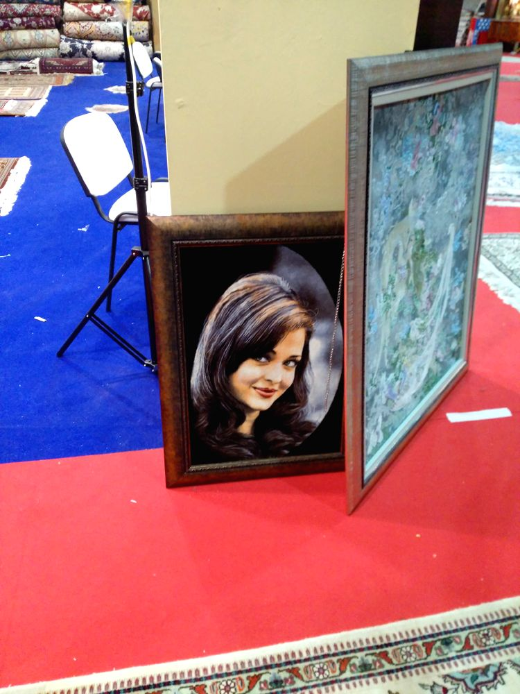 A piece inspired by Bollywood actress Aishwarya Rai Bachchan - Aishwarya Rai Bachchan