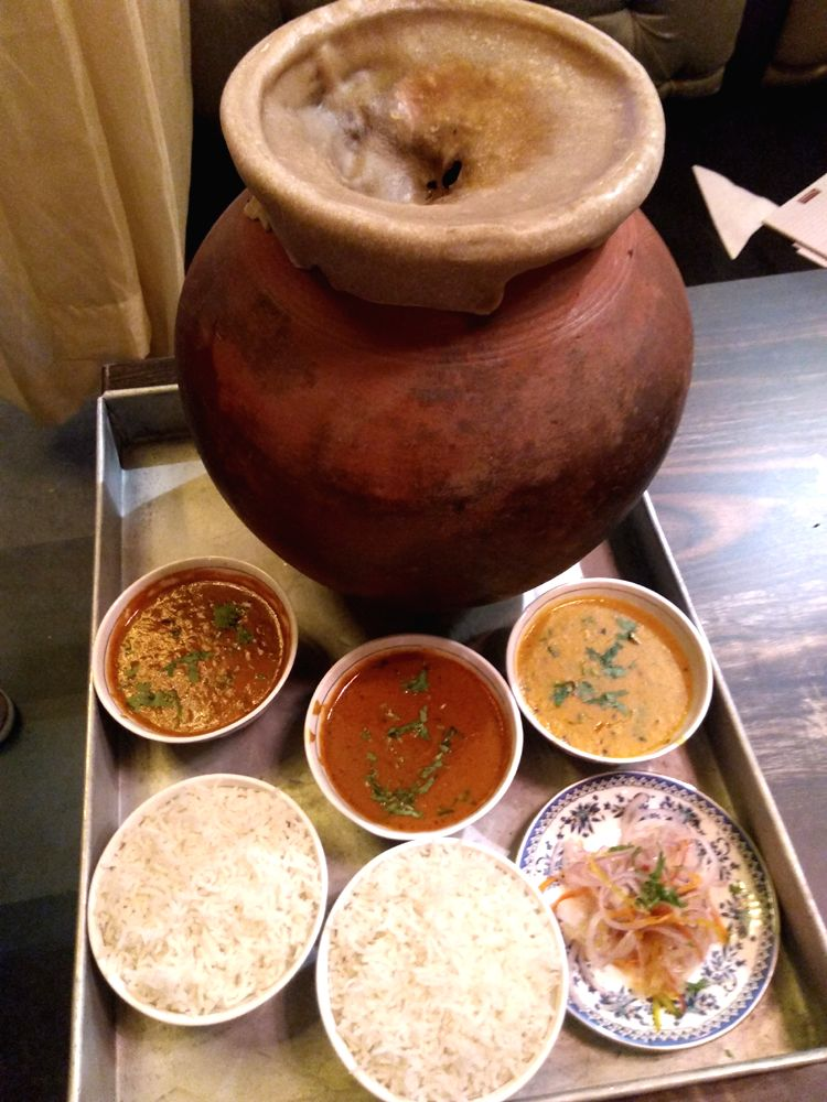 A pot-breaking Chennai restaurant
