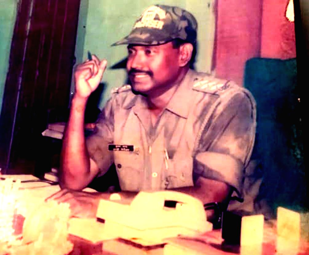A retired DSP, K Chandra who committed suicide under Beur police station area in Patna on June 23, 2020. (File Photo: IANS)