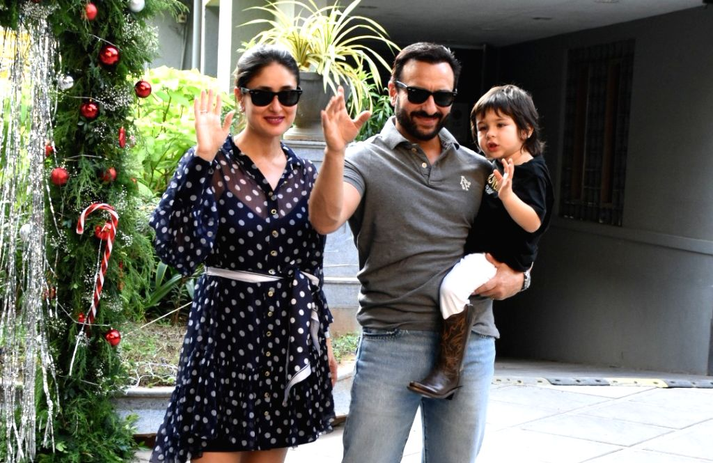 A section of the media is always eternally obsessed chasing the private lives of stars, and when it comes to Bollywood one of the major fetishes on the part of the gossip press has been the salary of the nanny of Taimur Ali Khan, Kareena Kapoor and S - Taimur Ali Khan, Kareena Kapoor and Saif Ali Khan