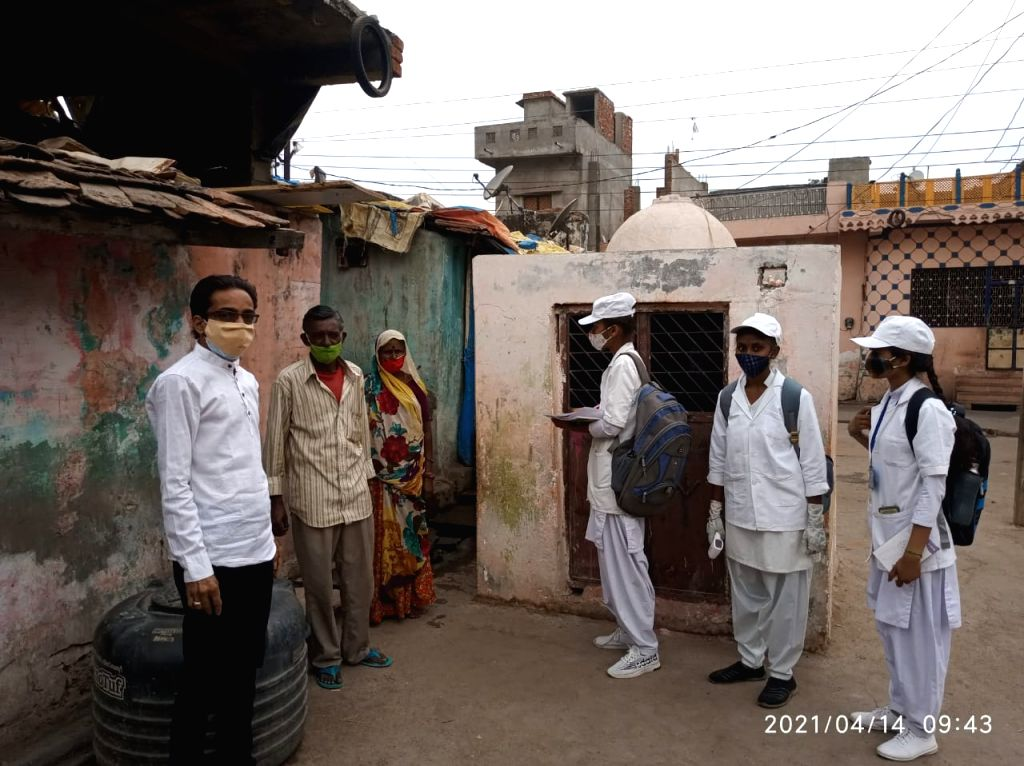 A small town in Rajasthan fights corona together with 'medical at your doorstep' model