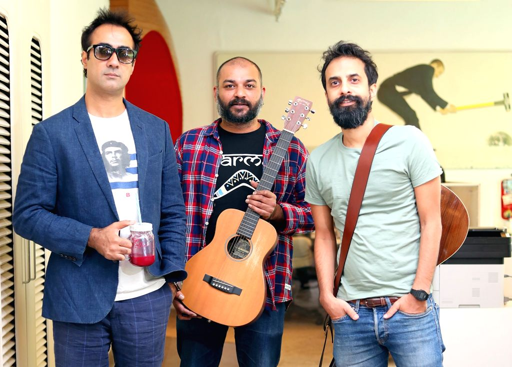 "A song that actor Ranvir Shorey wrote in 2015 for his then four-year-old son Haroon is all set to see light of day as a Children's Day special this year. Titled ""Upar neeche"", the track ... - Ranvir Shorey"