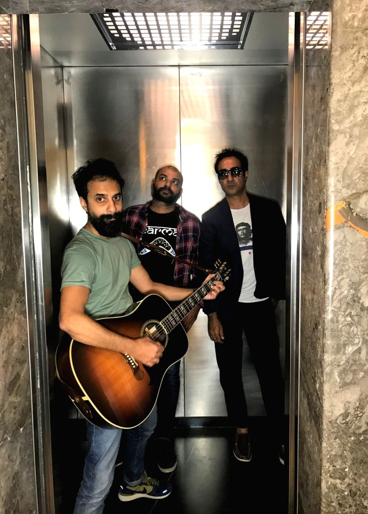 """A song that actor Ranvir Shorey wrote in 2015 for his then four-year-old son Haroon is all set to see light of day as a Children's Day special this year. Titled """"Upar neeche"""", the track will see Ranvir collaborating with musicians Ankur Tewari and Si - Ranvir Shorey"""