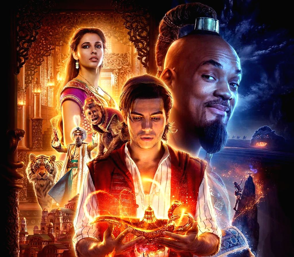 """A still from """"Aladdin"""". Singer Armaan Malik will lend his voice for the character of Aladdin in the Hindi version of the Hollywood film """"Aladdin"""", and rapper Badshah will create a song and a video for the live-action adaptation of the Disney classic. - Malik"""