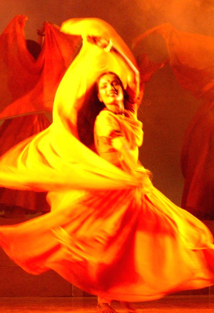A still from Meera. (Photo Source: Shriram Bharatiya Kala Kendra)