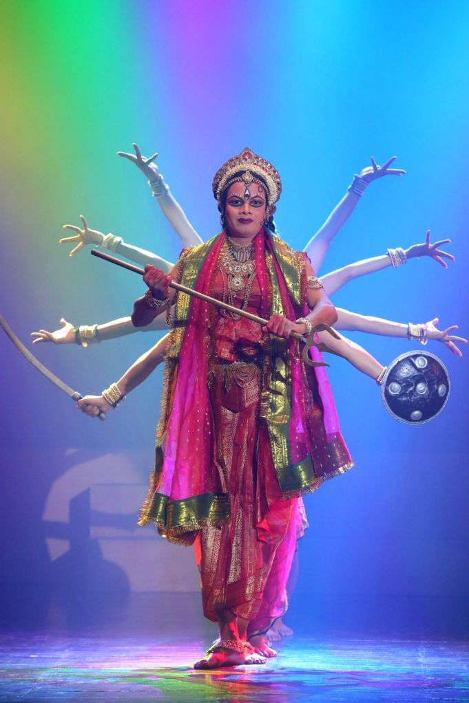 A still from Shree Durga. (Photo Source: Shriram Bharatiya Kala Kendra)